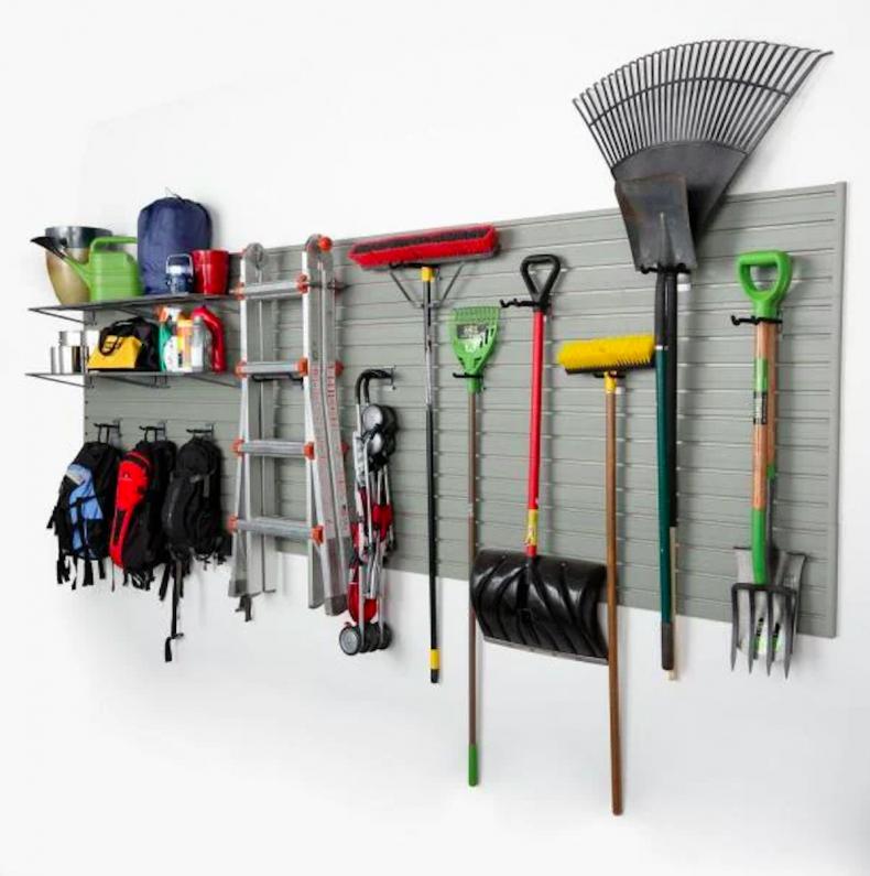 best home organization products garage