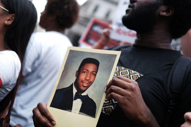 Eric Garner Bill DeBlasio NYPD Appeal Blocked