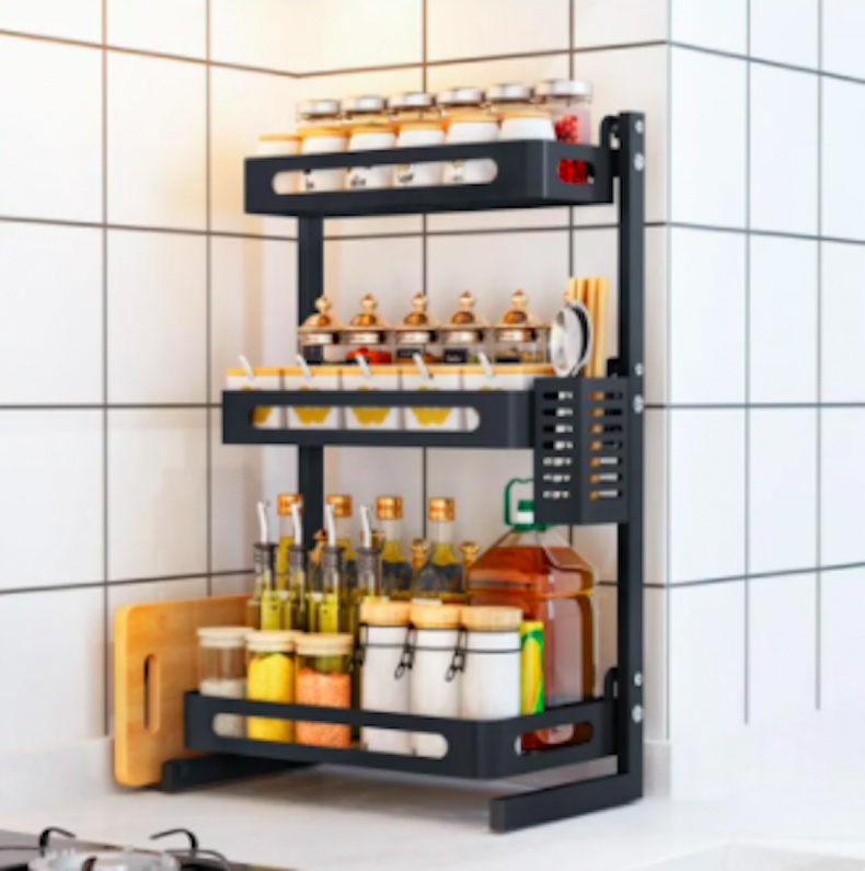 best home organization products spice rack