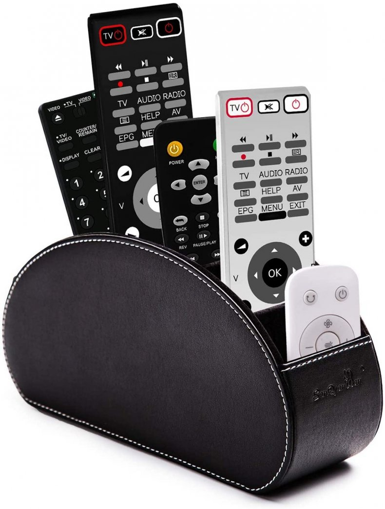 best home organization products remotes