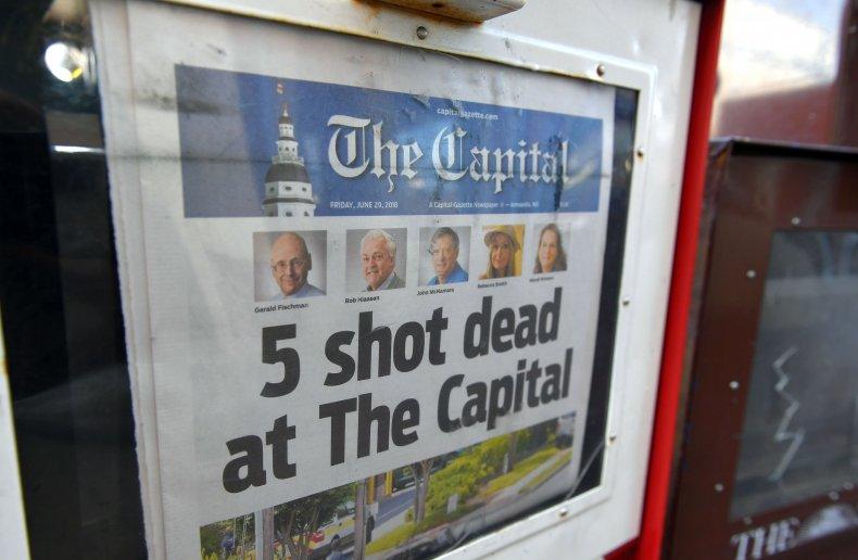 Capital Gazette Shooting