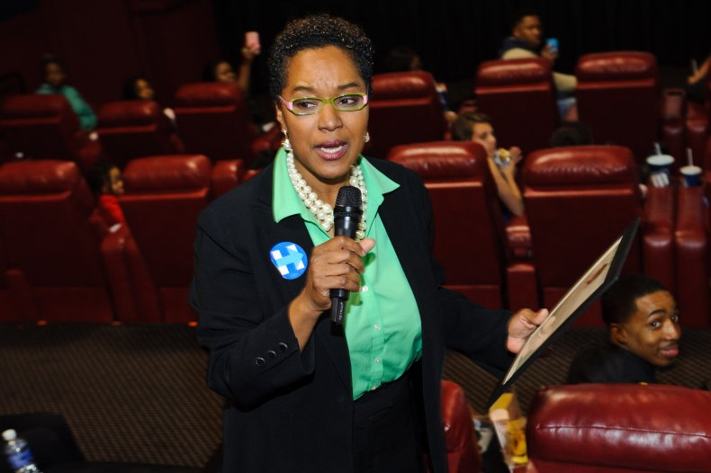 Wisconsin State Senator Lena Taylor