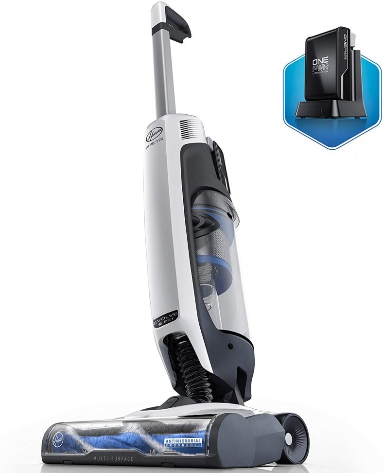 Hoover ONEPWR Evolve Pet Cordless Small Upright