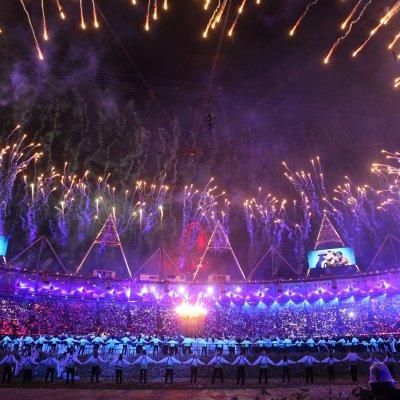 Opening ceremony London 2012
