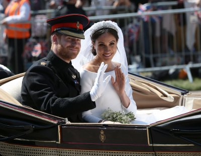 Prince Harry marries Meghan Markle at Windsor