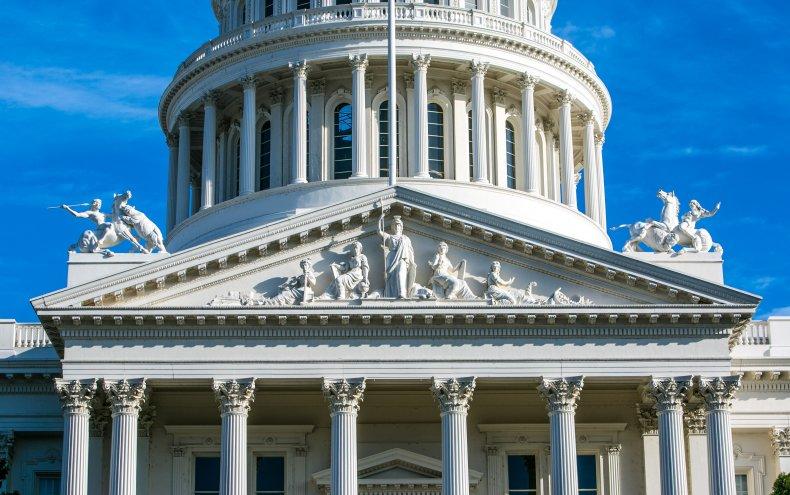 California's State Capitol building