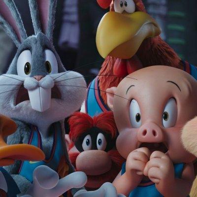 The Looney Tunes in Space Jam 2