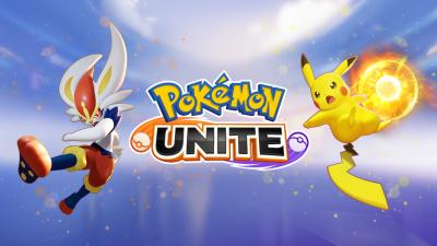 Pokemon Unite Key Art