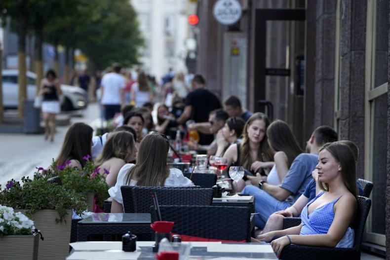 Russia Restaurants