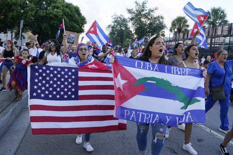 Cuba flotilla