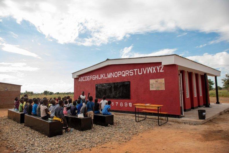 World's first 3d classroom