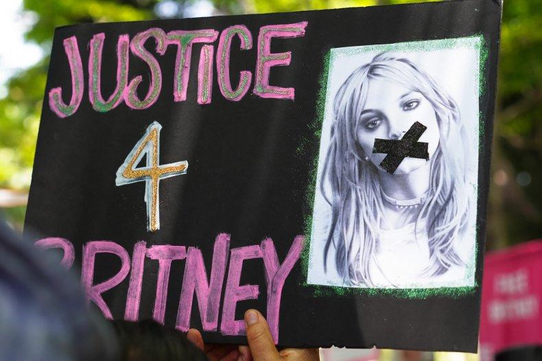 Britney Spears Conservatorship Celebrities Instagram #FreeBritney