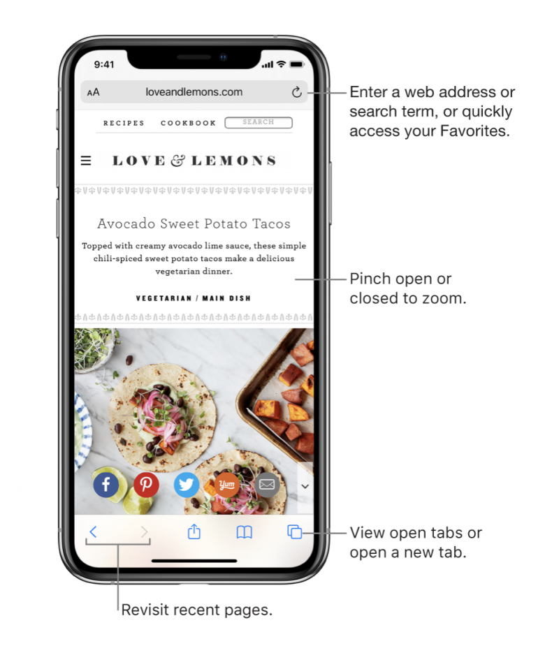 Automatically close iPhone browser tabs