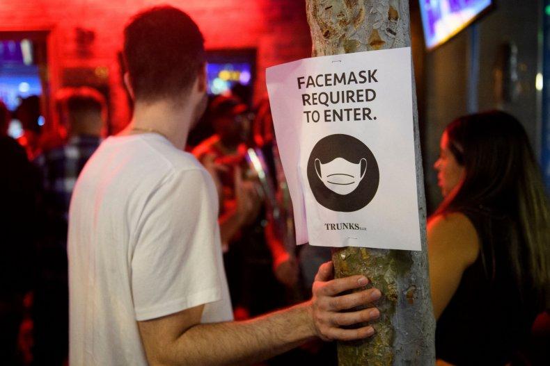 LA County masks