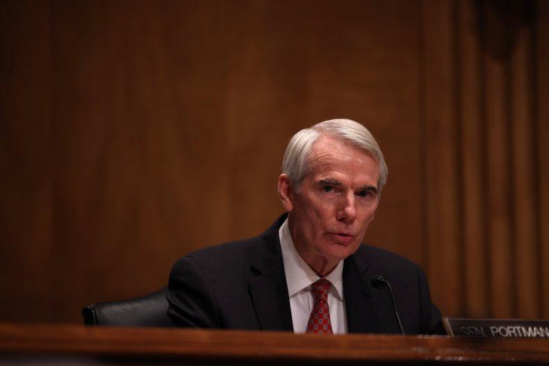 GOP Senator Rob Portman IRS enforcement scrapped
