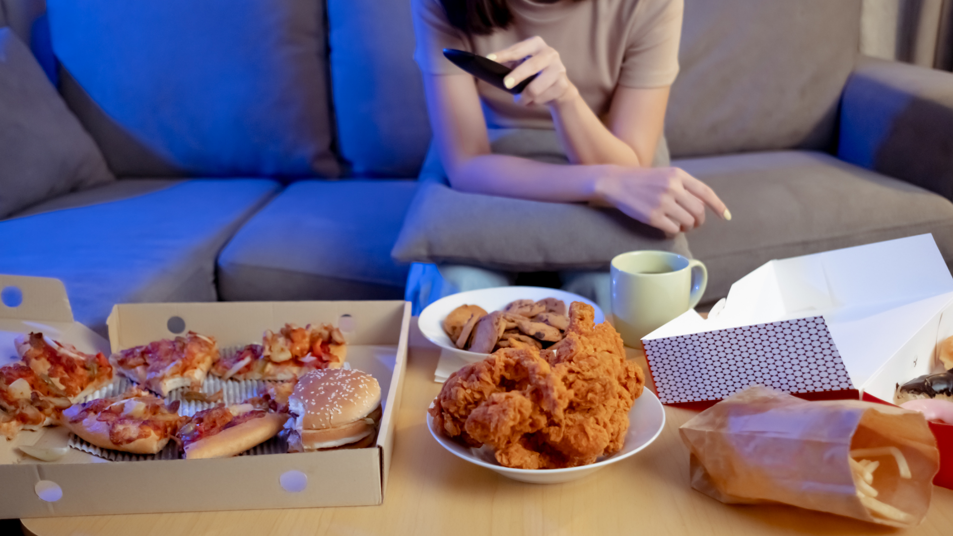 Why you might be overeating