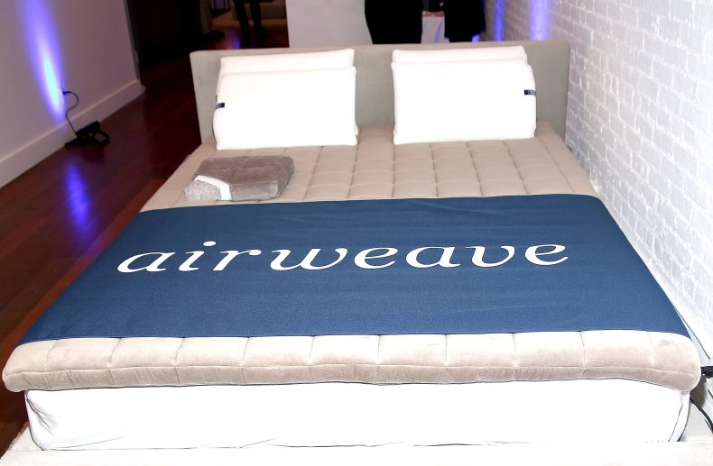 Olympic bed manufacturer Airweave