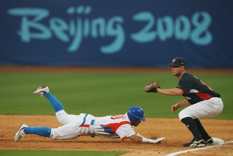 Baseball at 2008 Olympics