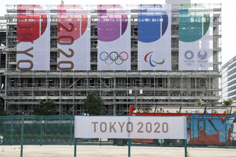 Olympics COVID Cases