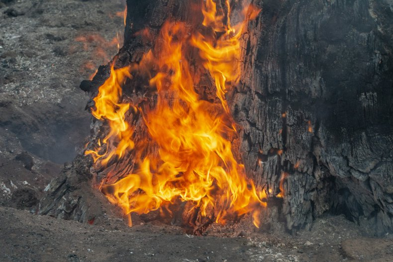 Bootleg wildfire Oregon