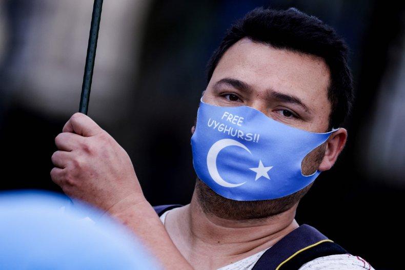 Free Uyghurs
