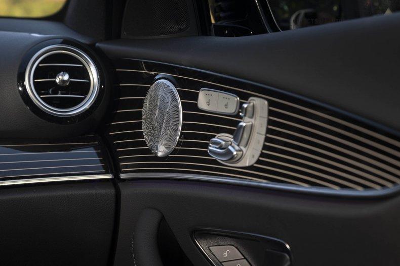 2021 Mercedes-Benz E450 4Matic vent seats speaker