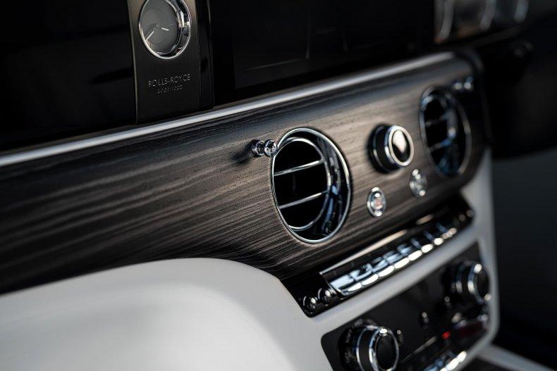 2021 Rolls-Royce Ghost interior vent