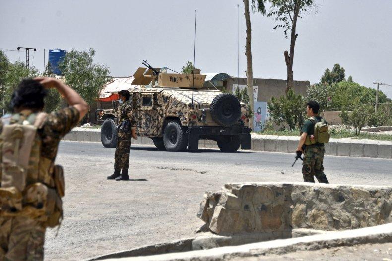 US to Bring in Afghan US Allies