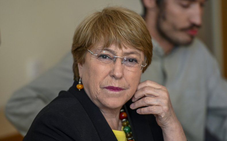 Bachelet Alarmed by NSO Malware Allegations