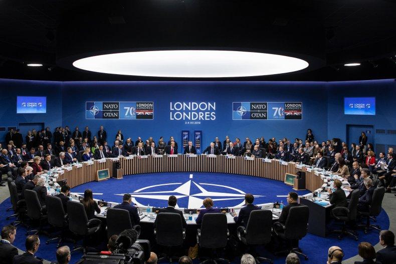 NATO summit 2019