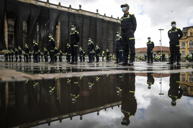 Colombian Police Reform