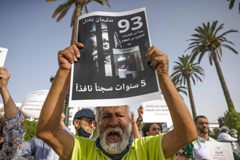 Morocco Journalist Convicted of Espionage