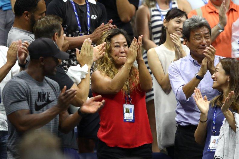 Tamaki Osaka mother of Naomi Osaka