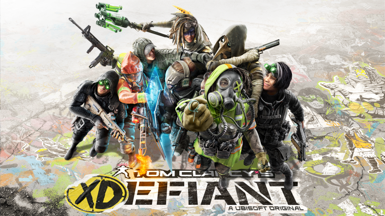 Tom Clancy's XDefiant Keyart