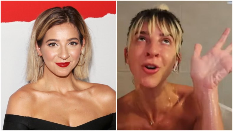 YouTube star Gabbie Hanna