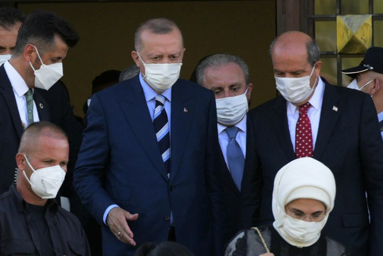 Erdogan Speaks With Taliban Over Kabul Airport