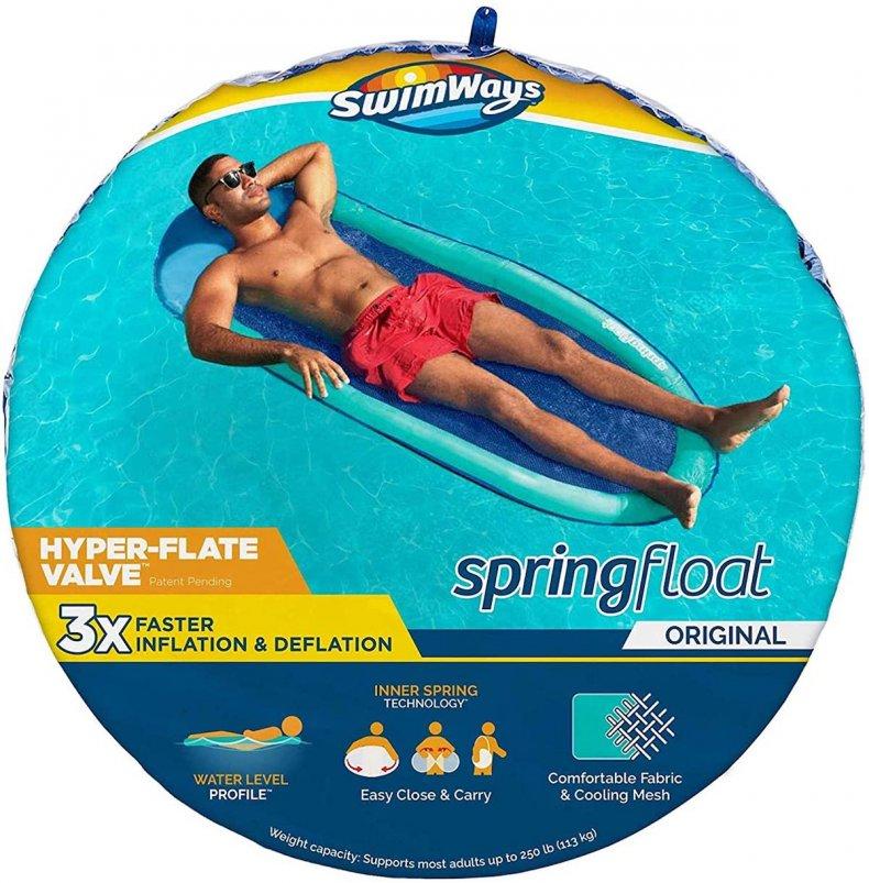 best backyard products swimways