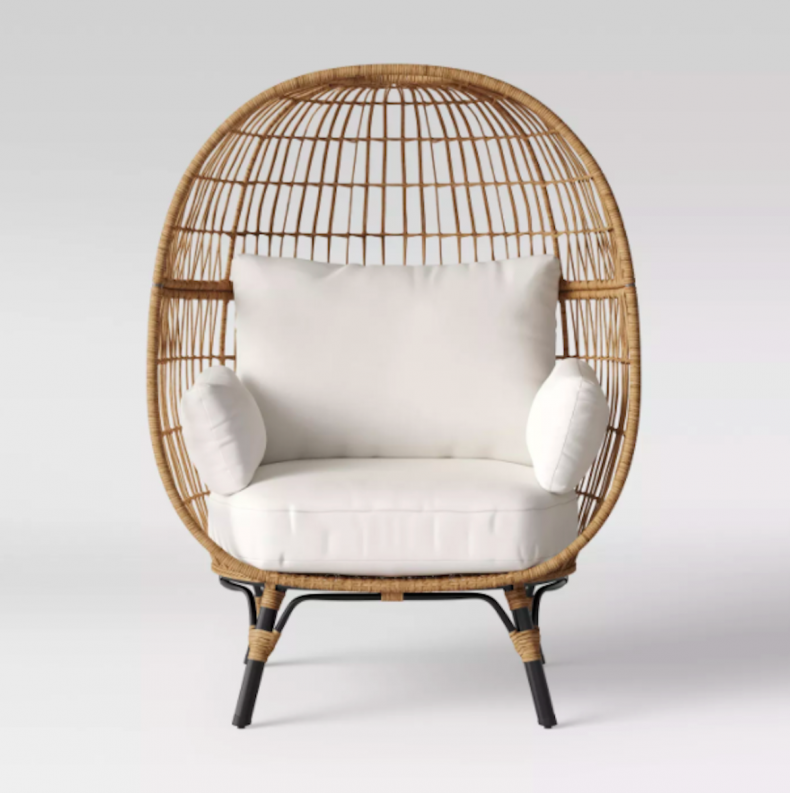best backyard products egg chair