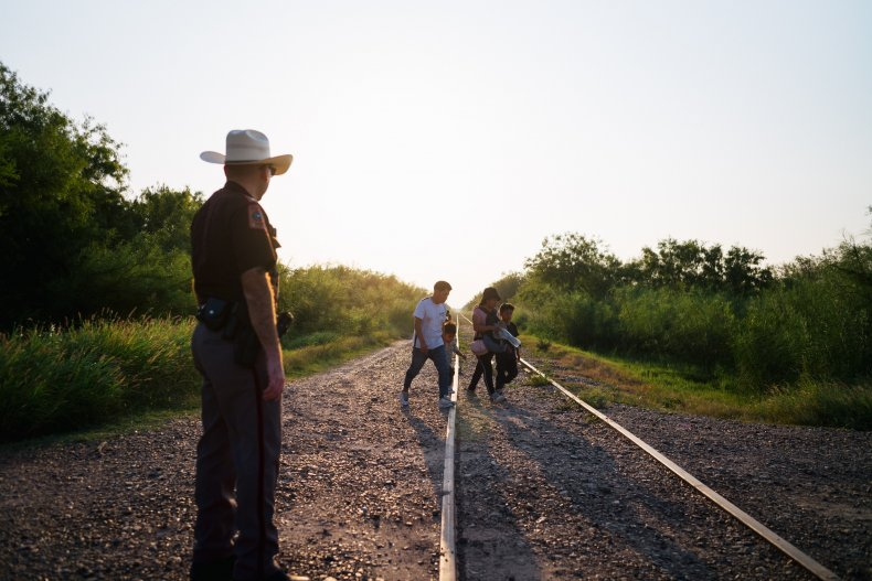 Texas farmers border crossings