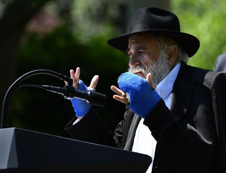 Chabad of Poway Rabbi