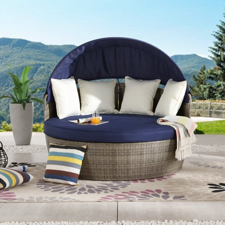best backyard products daybed