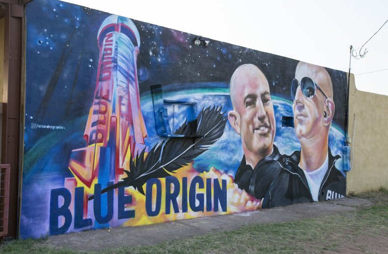 Bezos Mural