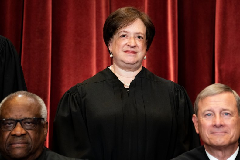 Supreme Court Justice Elena Kagan