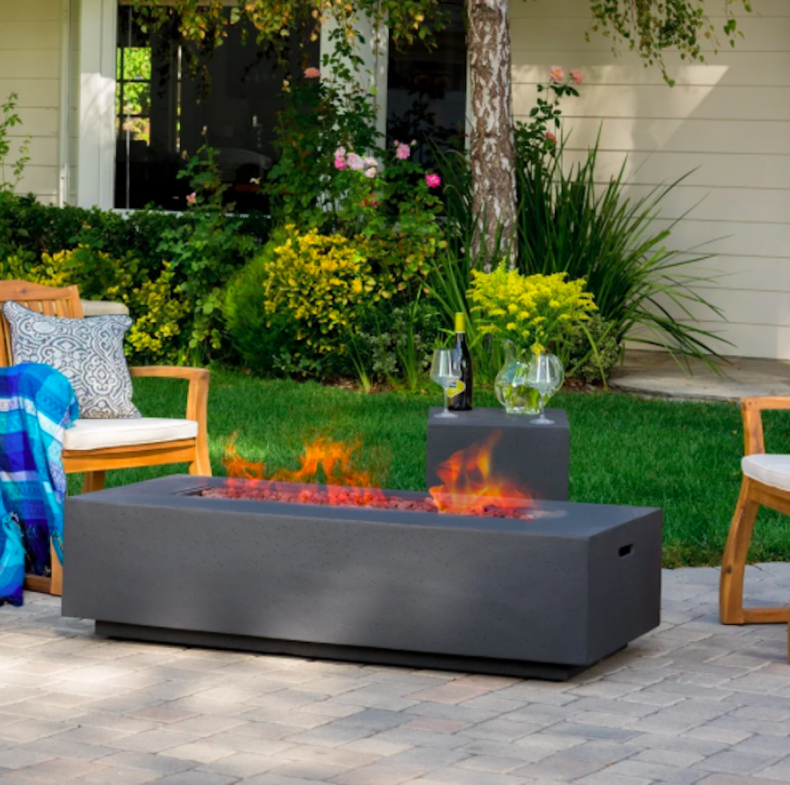 best backyard products fire table