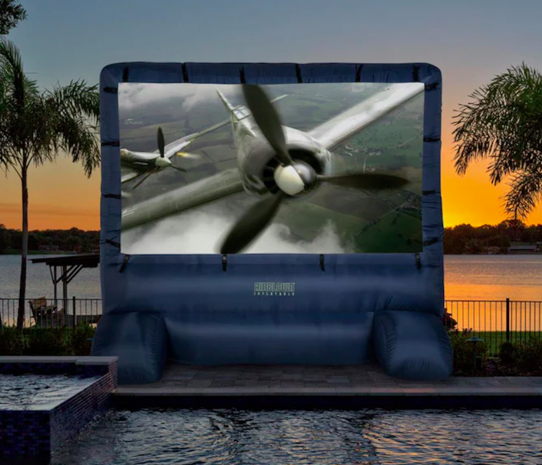 best backyard products movie