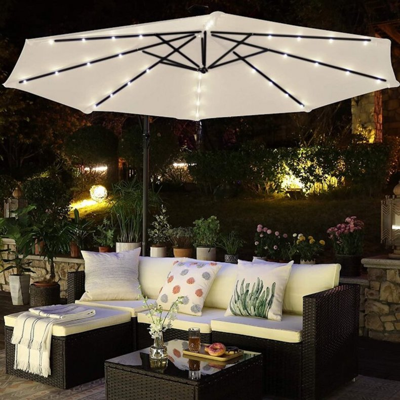 best backyard products umbrella