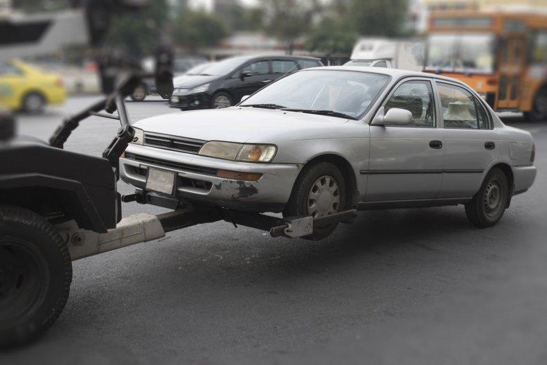 car tow