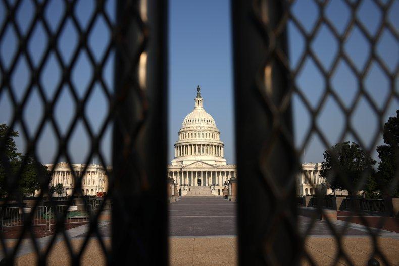 Capitol riot arrests