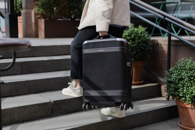 Sustainable Travel Products_Paraval Carry-On