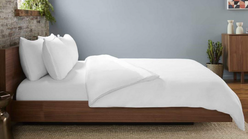 SHEEX cooling bed sheets and pillows